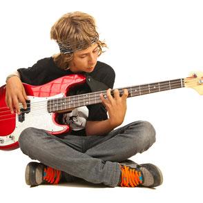 Bassunterricht Musikschule Lüneburg
