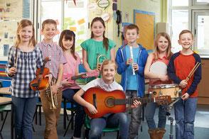 Instrumentenkarussell Musikschule Lüneburg