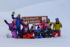 Best Catskiing in Europe