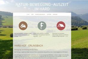 Hard Hof, PIlates und Bio-Beef, Erlinsbach