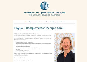 Physiotherapie Kirsten Pohlmeyer, Aarau