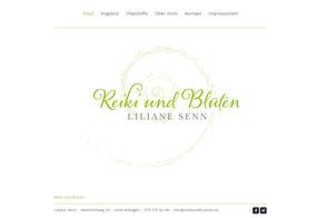 Reiki und Blüten, Küttigen, Liliane Senn, Stoffwechselkuren