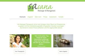 sasana Massage- & Klangpraxis in Muhen