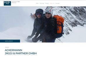 Akcermann, Jäggi & Partner GmbH, Katherine Ackermann, Führungsbegleitung und Kommunikationskurse für Frauen in Aarau