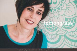 lemongrass Lenzburg, Kosmetik, Fusspflege, Farb- und Stilberatung in der Altstadt von Lenzburg