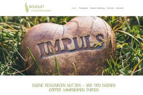 Therapeutische Behandlung und Beratung bei Bouquet Körpertherapien Boniswil, Denise Schanz
