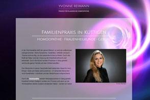 Yvonne Reimann, Praxis für klassische Homöopathie in Küttigen/Aarau