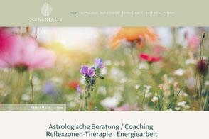 Sanastella, Esther Trento-Renggli, Astro Coaching und Reflexzonentherapie