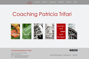 Coaching Patricia Trifari