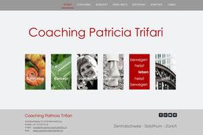 Coaching Patricia Trifari