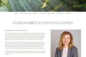 Luzia Allgäuer, Energiearbeit & Coaching Luzern