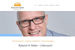 Roland H. Keller, Lifecoach, dipl. Coach ILP, Muri, AG