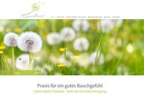 Bauchwohl, Praxis für ein gutes Bauchgefühl, Hydro Colon Therapie Aarau, Angela Jordan