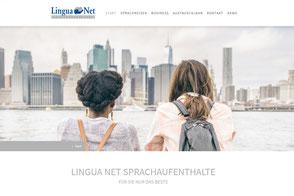 Lingua Net Sprachaufenthalte Zürich, Sprachreisen weltweit