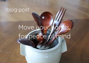 blog post nurture your items