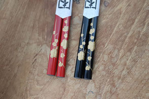 """Paired chopstick set """"Ise"""""""