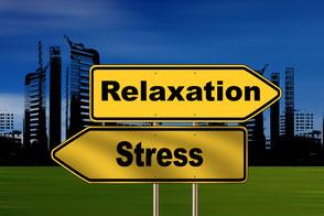 relaxation stress entreprise