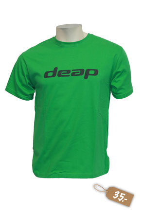 deap t-shirt green