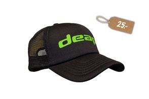 deap cap black