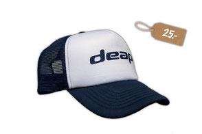deap cap blue