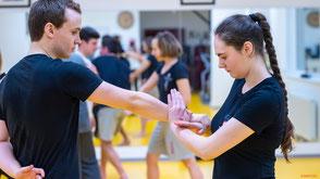 Trainingskurse, Selbstverteidigung