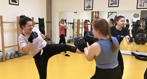 Fitness-Boxing Training in Sankt Pölten