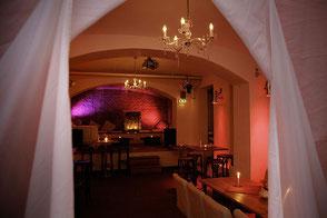 Kater Mikesch Location für Geburtstag und Hochzeit München