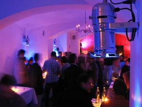 Geburtstagslocation in München. Geburtstage feiern