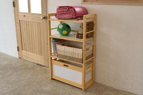 収納ラック おもちゃ箱 専用棚板
