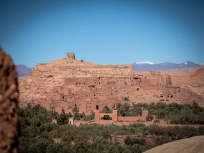 Marokko Ouarzazate Game of Thrones