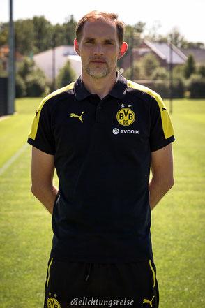 Mannschaftsfoto, Borussia, Dortmund, BVB, Borussia Dortmund, Saison 2016/2017, Kader, Team, Bild, Foto, Aufstellung, Thomas Tuchel, Trainer, Chef-Trainer, Manager