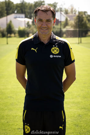 Mannschaftsfoto, Borussia, Dortmund, BVB, Borussia Dortmund, Saison 2016/2017, Kader, Team, Bild, Foto, Aufstellung, Arno Michels, Co-Trainer