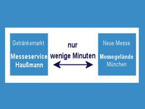 Messe München Messeservice Haußmann
