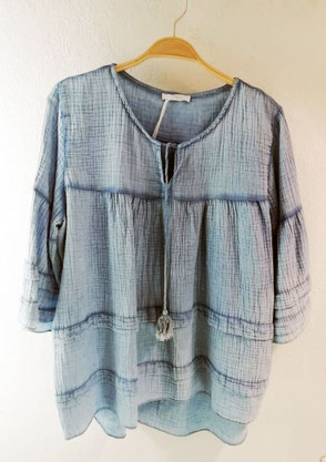 10002 | Bluse | Selected Touch | one Size | 45,00 €
