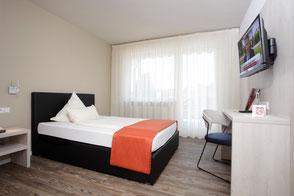 Standard Einzelzimmer Hotel Stern Göppingen