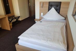 Business Class Einzelzimmer Hotel Stern Göppingen
