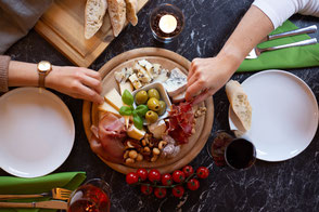 Käseplatten & Fingerfood Platten | Fromagerie Geiß
