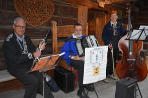 Die Klosterser Ländler Musikanten