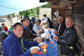 Hoher Besuch im Nutli Hüschi