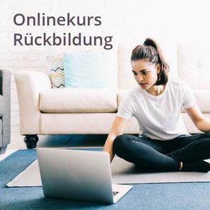 Onlinekurs Rückbildung