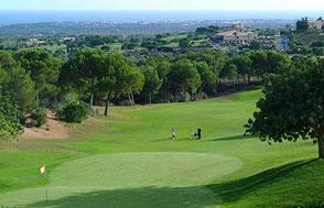 Golf auf Mallorca Son Amoixa Vell