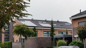 Solarfrontier zonnepanelen Assen