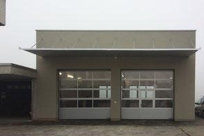 Neubau Reparaturwerkstatt Zivilschutzzentrum Sempach