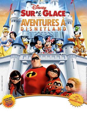 Disney sur glace 2007 - Les Indéstructibles sur glace