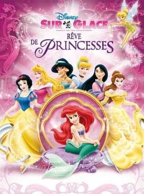 Disney sur glace 2006 - Rêve de Princesses sur glace