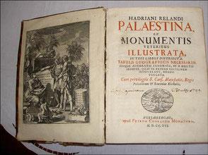 L'auteur Relandi un vrai savant, géographe, cartographe