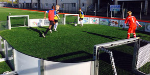 das Soccer-Ei im Nachwuchs Leistungs Zentrum / Profibereich