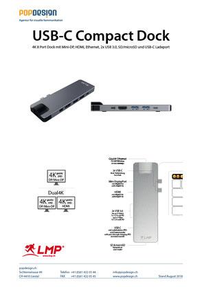 USB-C Compact Dock