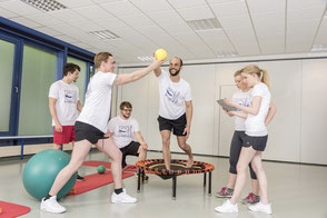 Ausbildung Physiotherapeut Stuttgart