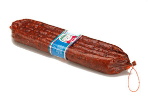 Salami Spianata piccante (24.00€/KG) NO DISPONIBLE